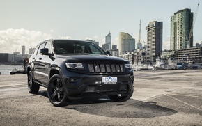 Картинка Jeep, Grand Cherokee, 2014, WK2, Blackhawk