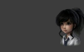 Картинка аниме, арт, девочка