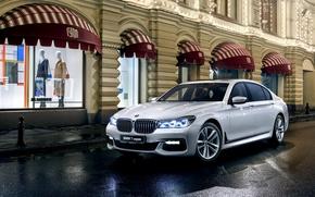 Картинка 7-Series, G12, седан, xDrive, BMW, бмв