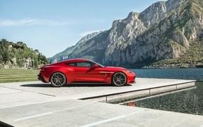 Обои Vanquish, Zagato, Aston Martin, ванквиш, Concept, астон мартин