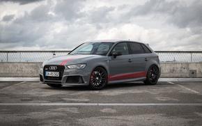 Картинка Audi, тюнинг ателье, Sportback, MTM, RS3