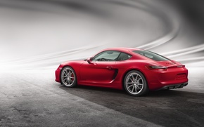 Картинка Porsche, Cayman, порше, GTS, 2014, кайман