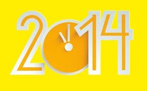 Обои новый год, 2014, праздники