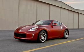 Обои Nissan, 350Z, купе