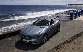Картинка Mercedes, 350, SLK