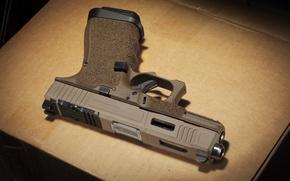 Обои Glock, самозарядный, Австрия, пистолет