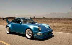 Картинка 911, Porsche, turbo