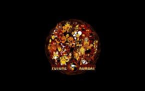 Картинка Futurama, Смертельная Битва, Mortal Kombat, Future Kombat