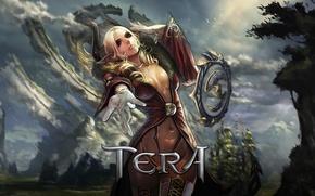 Картинка MMORPG, Castanic, Tera Online, Bluehole Studio