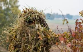 Картинка армия, солдат, маскировка, Canadian Army