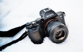 Картинка фон, камера, Sony A7