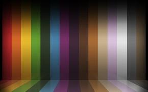 Обои цвет, полосы, обоина