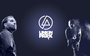 Обои альтернативная, Линкин Парк, рок-группа, Честер Беннингтон, Linkin Park, Mike Shinoda, Chester Bennington, Майк Шинода
