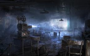 Картинка Арт, Tomb raider, Lara croft, Сибирь, Rise of the Tomb Raider