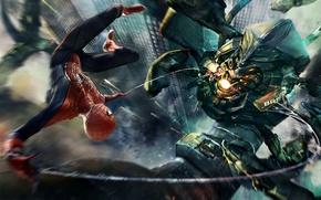 Картинка spider-man, mech, film