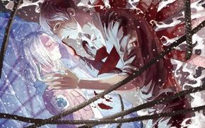 Картинка anime, Shingeki no Kyojin, eren
