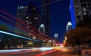 Картинка city, город, USA, Austin, Texas