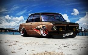 Картинка BMW, Coupe, 2002