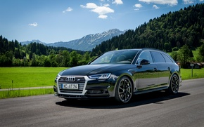 Картинка Audi, ауди, ABT, универсал, Avant