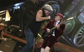 Обои Концерт, AC-DC, Сцена, Рок