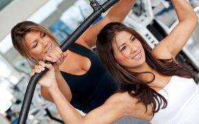 Картинка fitness, gym, trainer