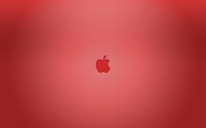 Картинка компьютер, apple, яблоко, логотип, mac, эмблема, гаджет
