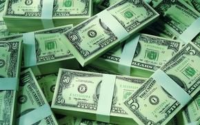 Картинка доллары, баксы, пачки