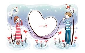 Картинка любовь, романтика, парочка