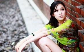 Картинка Girl, Asian, Chinese
