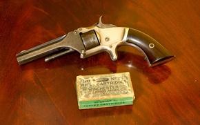 Картинка блеск, пачка, патроны, револьвер, лак, боя, для, Смит Вессон, Smith & Wesson, S&W, TOP, историческая, …