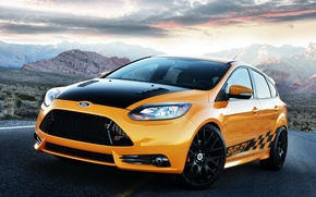 Картинка ford, shelby, focus