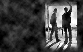 Обои Сверхъестественное, Supernatural, Jensen Ackles, Sam Winchester, Dean Winchester, Jared Padalecki
