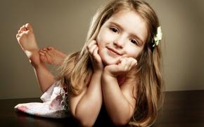 Картинка ребенок, девочка, малышка, дитя