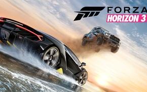 Обои Lamborghini, Game, Centenario, Forza Horizon 3