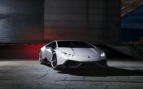 Картинка Lamborghini, ламборджини, Novitec Torado, LP 610-4, Huracan, LB724, хуракан