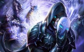 Картинка некромант, Heroes of Might and Magic 6, Sandro, Сандро