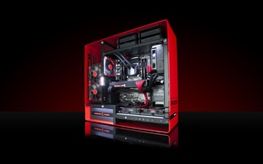 Обои AMD, Hi-Tech, Personal Computer, PC