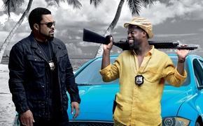 Картинка Jaguar, Action, Car, Sky, Blue, Ice Cube, Beach, Ben, James, Men, and, Wallpaper, Guns, Sand, …