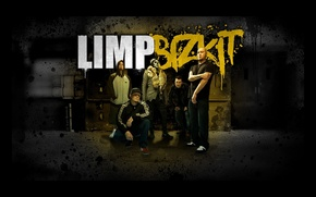 Обои nu metal, limp bizkit, rapcore