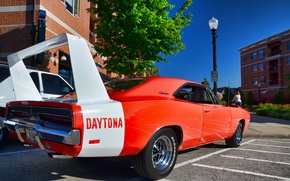 Картинка Додж, Muscle, 1969, Dodge, Car, Charger, Чарджер, Daytona, Дайтона