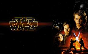 Картинка Фильм, Movie, Звёздные войны. Эпизод III: Месть ситхов, Star Wars: Episode III - Revenge Of …