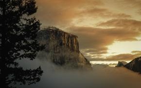 Обои сша, йосемити, национальный парк