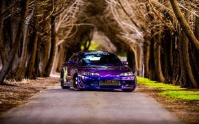Обои 200sx, s15, Midnight purple III, silvia, vehicle, цвет, nissan