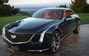 Картинка Cadillac, купе, роскошь, ELMIRAJ