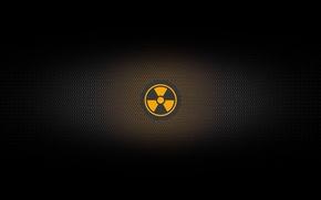 Картинка сетка, опасность, знак, радиация