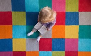 Картинка дом, книга, ребёнок