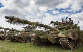 Картинка tanks, M-84, Serbian Army