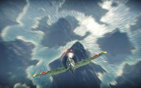 Картинка острова, Германия, Япония, Frank, Nakajima, Focke-Wulf, War Thunder, Ki-84, 190, Hayate
