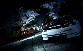 Обои Silvia, Nissan, 2002, Spec-R, Aero, (s15) RM