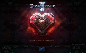 Картинка Starcraft 2, Валентина, землянам